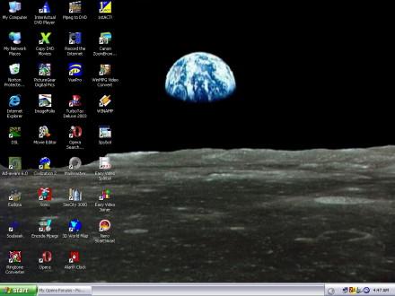 Muestranos tu escritorio - Fotos de ordenadores ...